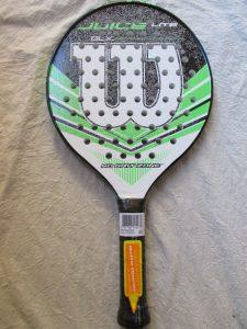 Wilson Juice Lite Paddle Tennis Paddle
