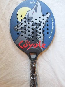 The-Coyote,-The-Paddle-Company,-Rare,-370-Grams,-Graphite,-$114.99-Free-Shipping-and-Handling
