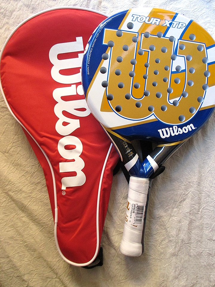 Wilson 38mm TOUR XTP Padel Paddle