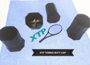 More sizes more users for XTP Tennis butt cap
