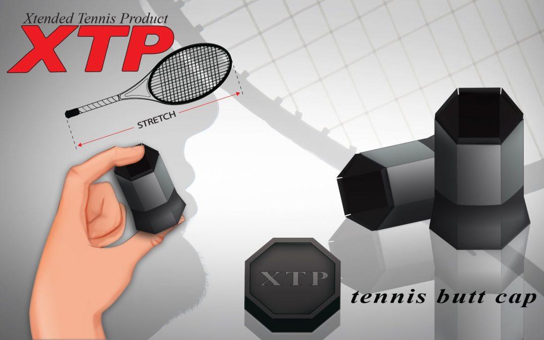 XTP TENNIS BUTT CAPS GOES GLOBAL