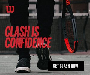 Add a Boost to the Wilson Clash Tennis racquet. With XTP tennis butt cap.