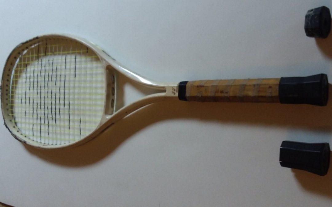 Is an Extended-longer tennis racquet a benefit .