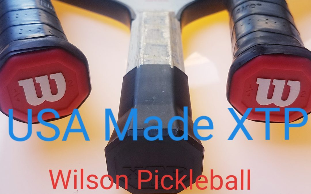 THE Long & Short of Pickleball Paddle grips.